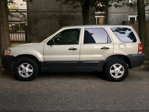 Ford Escape 2004 V6 3.0 Litre SUV