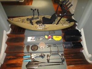 Hobie Sport Kayak - Fully rigged with everything you need! Wickham Newcastle Area Preview