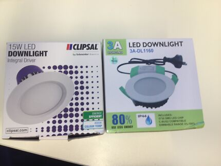 finest selection 9a417 a6db5 LED Downlights | Ceiling Lights | Gumtree Australia Wanneroo ...
