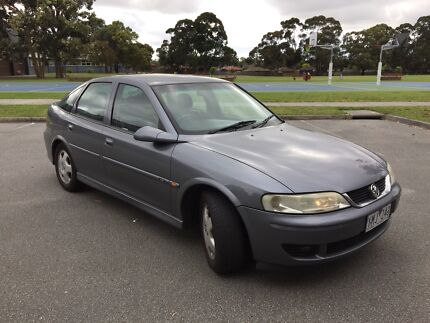 Holden vectra, immaculate 1 owner with rego and RWC