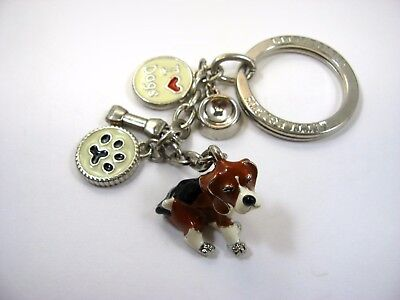 Collectible Keychain: I Love Dogs by Little Gifts Very Cute Charm Design
