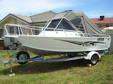 Trailcraft 540 Prosport - 115 Yamaha Saltwater Series Outboard Woolomin Tamworth Surrounds Preview