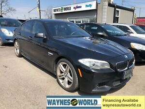 2012 BMW 5 Series 535i xDrive**M Sport Package**