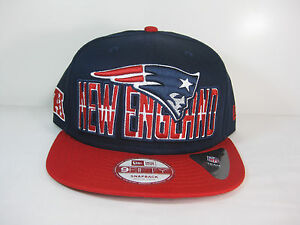 NEW ERA 9FIFTY 2013 NFL DRAFT SNAPBACK -MEDIUM/LARGE- Choose your team