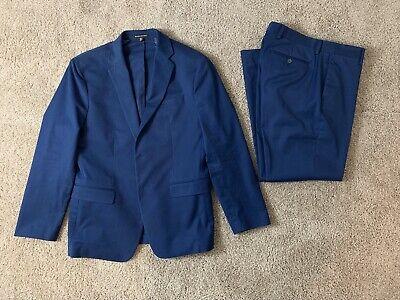 Banana Republic Modern Slim-Fit Suit Jacket And Pants Sz 40s 32x30 (Mod Suit Jacket)