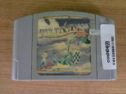 Nintendo 64 Game Cartridge - Pilot Wings 64