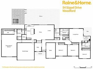 STUNNING MASTERPIECE WITH DUAL OCCUPANCY Woodford Moreton Area Preview