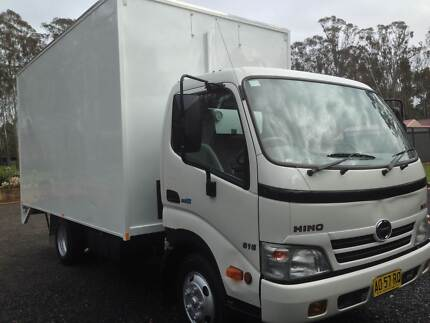 HINO REFRIGERATED TRUCK WITH TAILGATE LOADER Sydney City Inner Sydney Preview