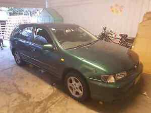 Nissan Pulsar N15 SSS. Gearbox Issue Glenfield Campbelltown Area Preview