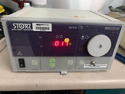 Karl Storz 20132020 Xenon Light Source 175 Watt. Lamp Has Only 11 Hours.