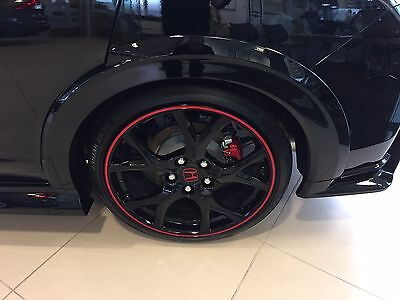 GENUINE HONDA CIVIC TYPE R NS REAR WHEEL ARCH TRIM 2015 2016 ALL COLOURS AVAIL