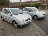 Volkswagen Lupo 1.4 automatic 2002MY S 54k massive service history