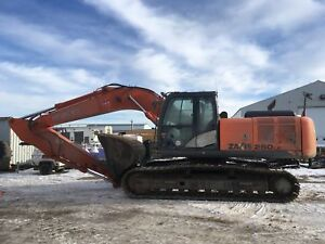 2012 Hitachi ZX250LC-5N Hydraulic Excavator