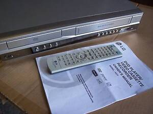 LG DVD VHS VCR RECORDER Launceston Launceston Area Preview