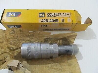 Caterpillar 426-4049 Coupler Assembly Quick Disconnect - Cat