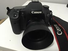 Canon 7D perfect condition+ Backpack + Extra Batteries St Marys Penrith Area Preview