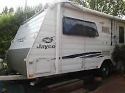 2011 Jayco poptop Starcraft Hillside Melton Area Preview
