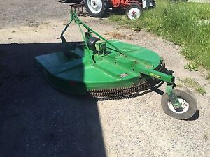 For Sale 2011 John Deere Rough cut mower