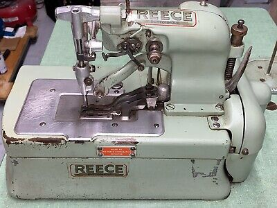 Reece S2 Industrial Button Hole Sewing Machine