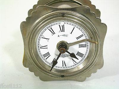 Uhr Wecker Schlenker&Kienzle um 1890/1910 Pendelwecker selten Top Pendel Wecker