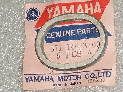 1973 1977 <em>YAMAHA</em> TX500 XS500 TX <em>XS 500</em> EXHAUST PIPE GASKET OEM NOS 371