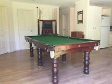 8 Ball Table slate top 8x4 Woodside Adelaide Hills Preview