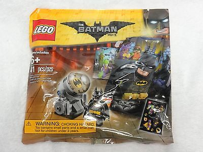 LEGO Batman Movie Bat Signal Promo set 5004930 New Sealed