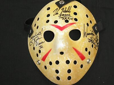 KANE HODDER CJ GRAHAM WARRINGTON GILLETTE 3X Signed Hockey