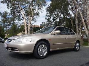 2001 Honda Accord ..... with REGO & GOOD K's Southport Gold Coast City Preview