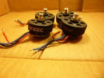 Yuneec Typhoon G Parts, Motors, set of 4, Drone, Quadcopter,