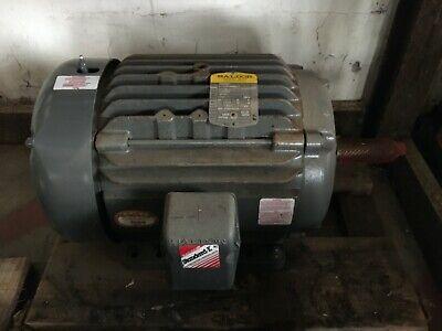 Baldor H2334t 20hp 3 Ph 256t Frame 1760 Rpm Electric Motor