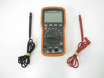 Klein Tools Mm1000 Electrician Or Hvac Multimeter With Leads