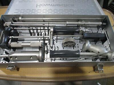 Howmedica Femoral I.m. Rod Instrument Case I