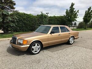 1991 Mercedes Benz 300SE (W126) | Excellent Condition
