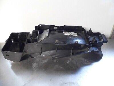 TRIUMPH DAYTONA T595 UNDERTRAY  BATTERY BOX  NUMBER PLATE HOLDER REF