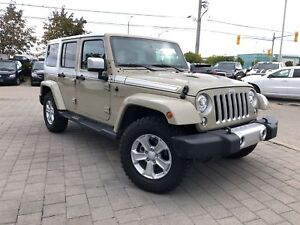 2017 Jeep WRANGLER UNLIMITED CHIEF EDITION**LEATHER**DUAL TOP GR