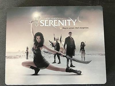 Serenity Rare Play Com Blu Ray Steelbook   Very Rare   Region Free