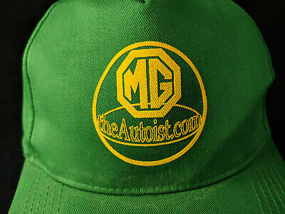 MG theautoist.com Hat Cap Green Snapback Auto Convertible](Mg Hats)