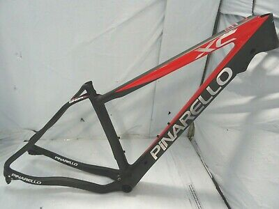 """Pinarello Dogma XC 9.9 29"""" Hardtail 43CM BLACK/RED FOR PARTS ONLY"""