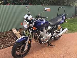 Yamaha xjr 1300 model 2005 Turners Beach Central Coast Preview