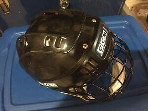 CCM Hockey Helmet