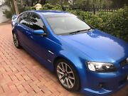 2010 VE SV6 HOLDEN COMMODORE (low kms)  Tea Tree Gully Tea Tree Gully Area Preview