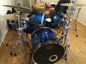 Drum kit mapex meridian birch limited edition Wolli Creek Rockdale Area Preview