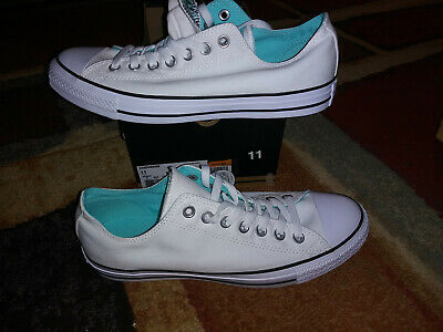 NEW $54 Womens Converse Chuck Taylor All Star Double Tongue Shoes, size 10