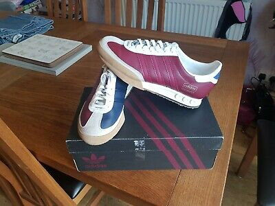 Rare Mens Adidas Kegler Super Bowling Trainers Size Uk 7