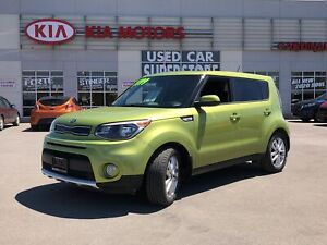 2017 Kia Soul Back up camera, alloys, power group