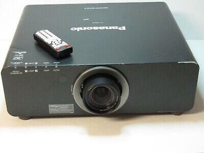 Panasonic PT-DW640UK DLP Projector 6000 lumen, ET-DLE100 Short Throw Lens