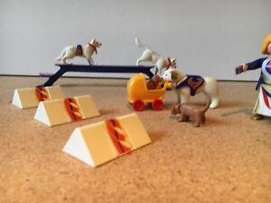 Cirque de chien Playmobil / playmobil dog circus
