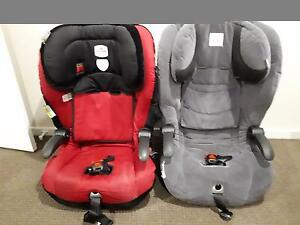 2 x Safe and Sound Maxi Rider Car Seats Thagoona Ipswich City Preview
