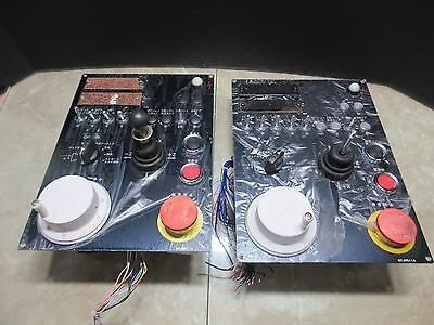 Wasino Lg-6 Cnc Lathe Fanuc Operator Control Unit Generator A860-0201-t001